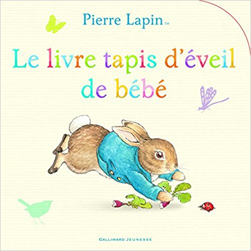 le livre de pierre lapin