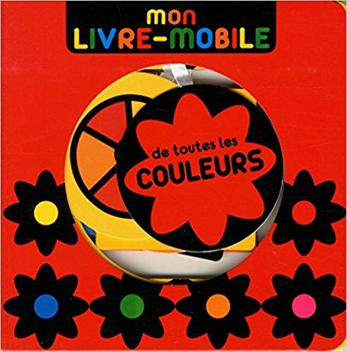 livre mobile couleur